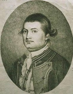 Francis Grose favoured his troops during the poor harvest of 1793