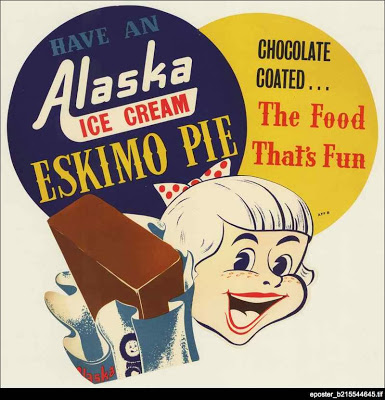 Alaska ice cream australian food history timeline for Alaskan cuisine history