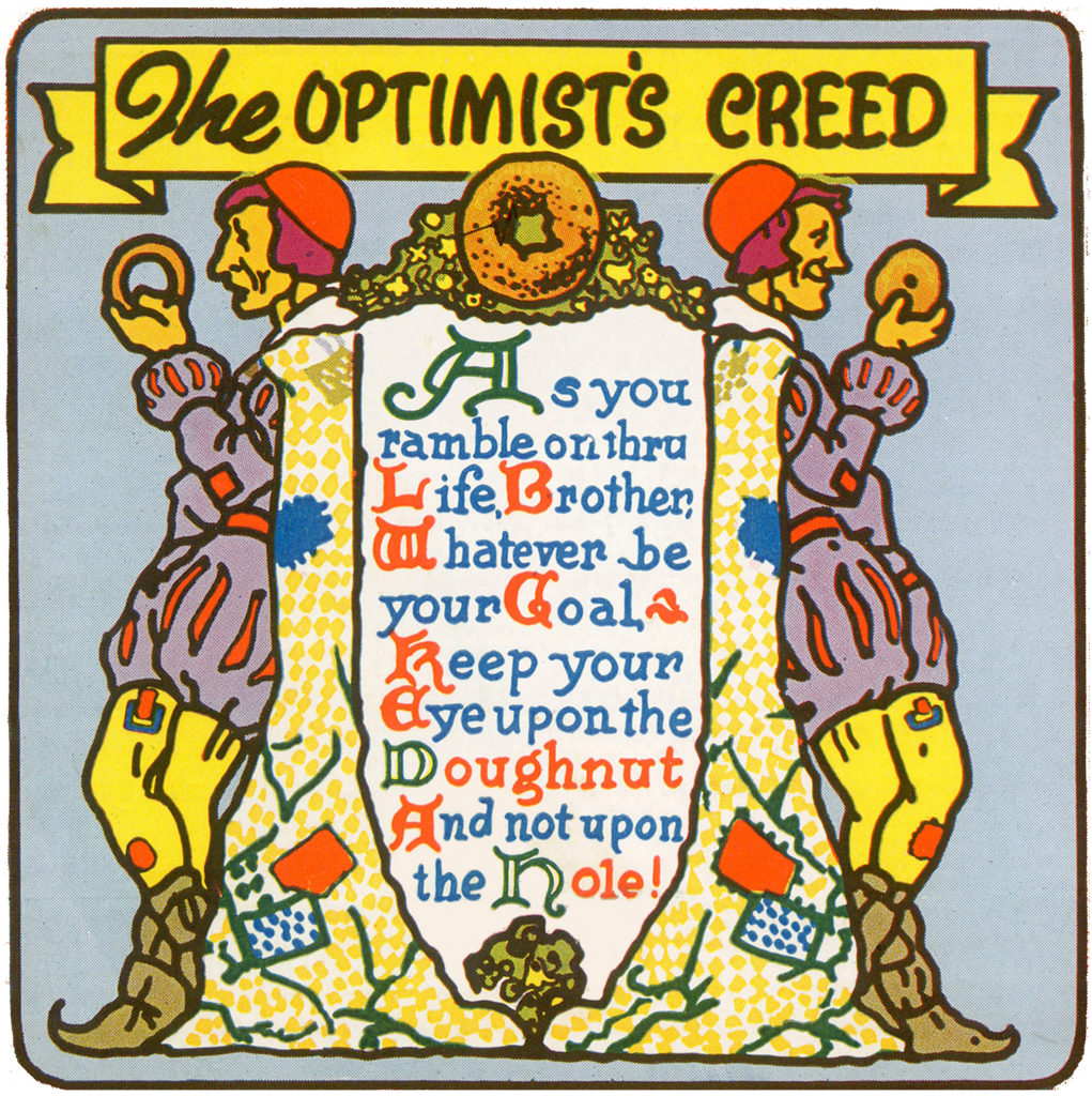 The Optimist's Creed