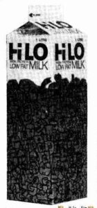 Hi-Lo Milk, Canberra 1976