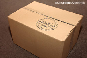 HelloFresh home delivery