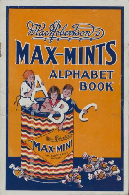 Max-Mints Alphabet Book