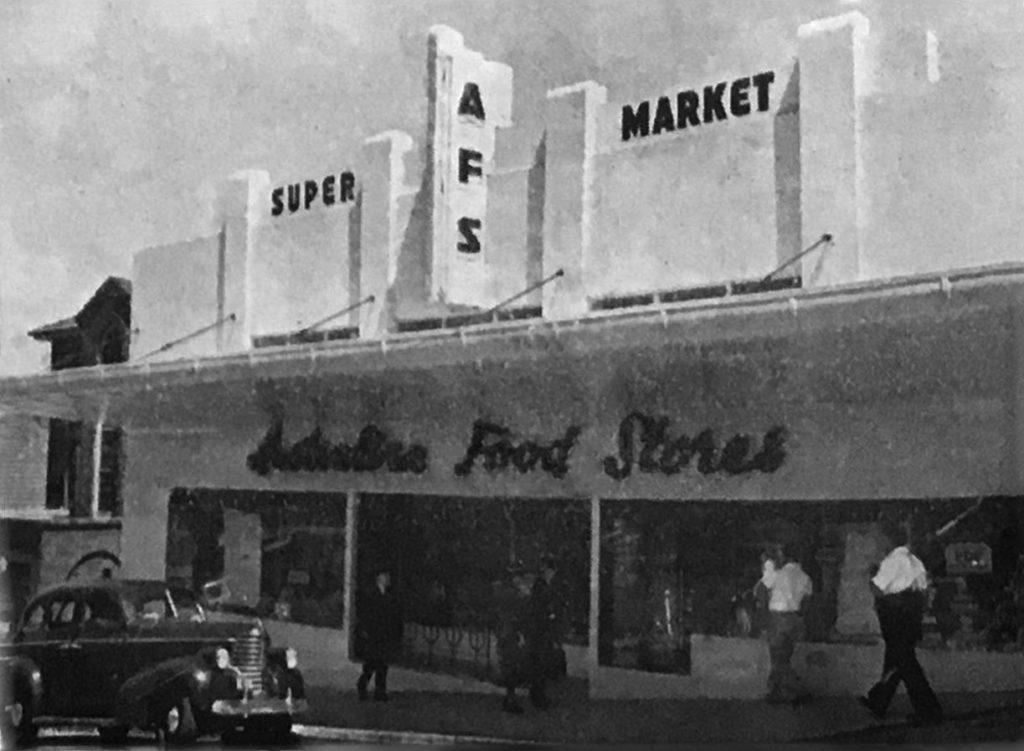 Aystralian Food Stores exterior
